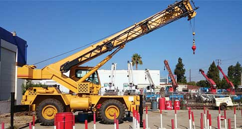 Mobile Crane Operator Certification